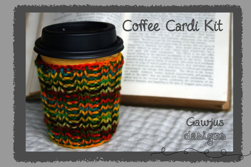 Coffee cardi photo copy
