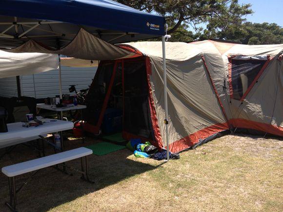Camping Campbells
